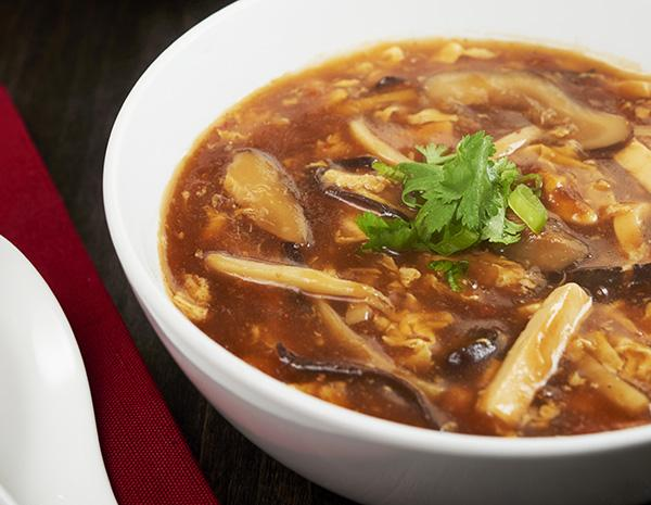 Recipe Hot and Sour Soup