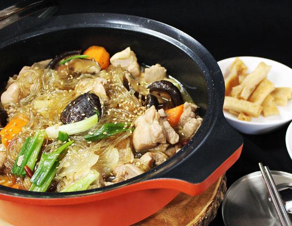 JJIMDAK(韓國紅燒雞)