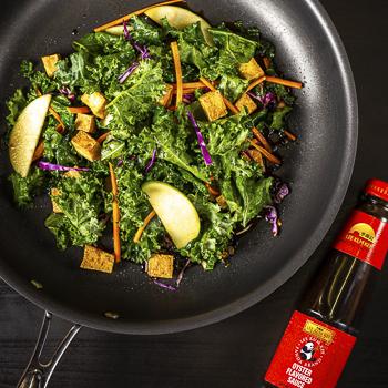 Recipe Kale Stir Fry S