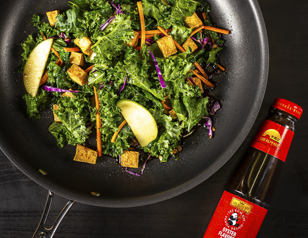 Recipe Kale Stir Fry