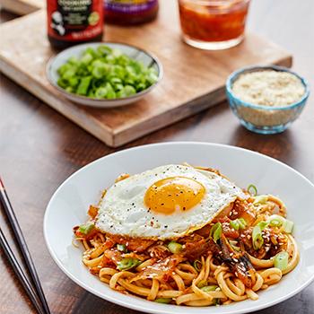 Recipe Kimchi Udon Stir Fry S