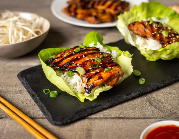 Recipe Korean Grilled BBQ Chicken
