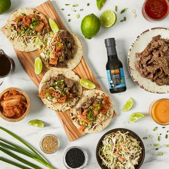 Recipe Korean Inspired Bulgogi Tacos S