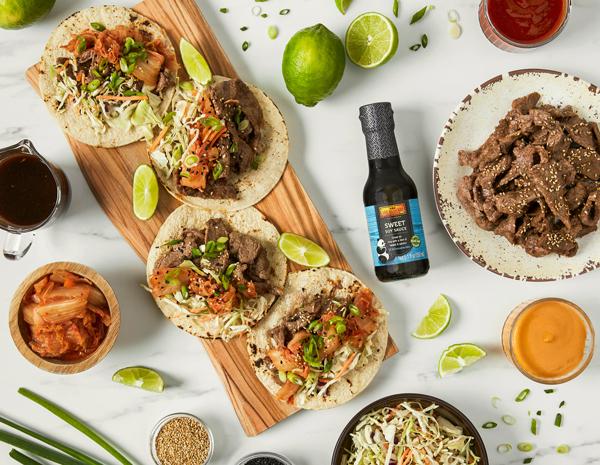 Recipe Korean Inspired Bulgogi Tacos