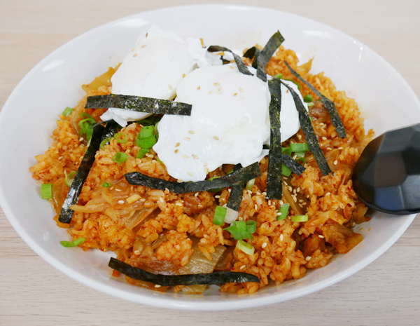 Recipe Korean Kimchi Fried Rice