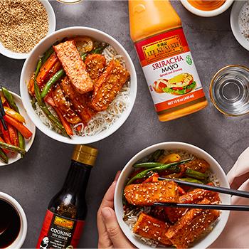 Recipe Korean Tempeh Bowls S