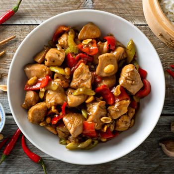 Recipe Kung Pao Chicken S_CA