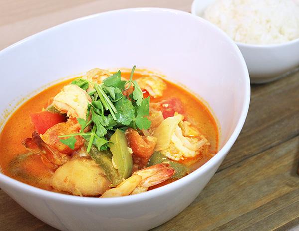 Recipe Lee Kum Kee Laksa Noodles