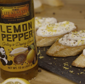 Recipe Lemon Feta Crostini S
