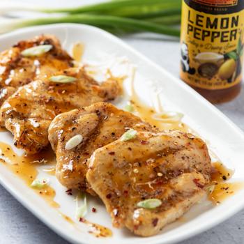 Lemon Pepper Grilled Chicken S