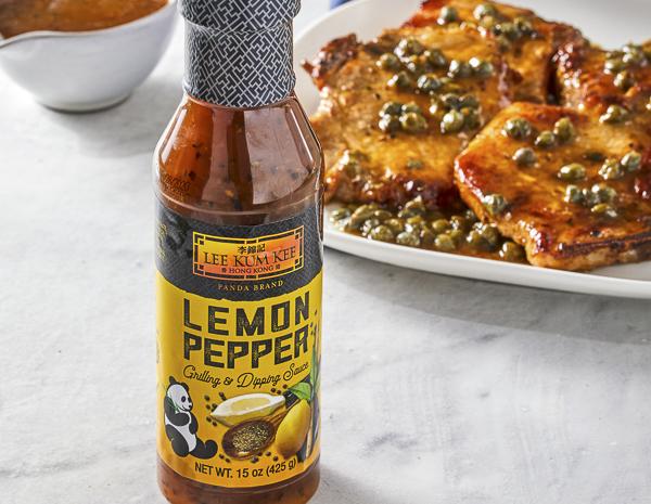 Recipe Lemon Pepper Pork Chops