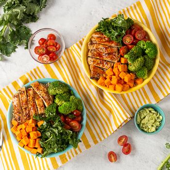 Recipe Lemongrass Chicken & Rice Bowl S