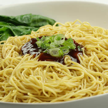 Recipe Stir Fried Noodles Featuring OS with Dried Scallop S