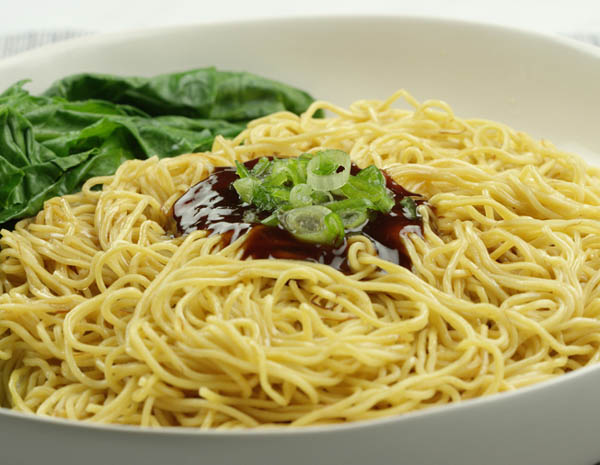 Recipe Stir Fried Noodles Featuring OS with Dried Scallop
