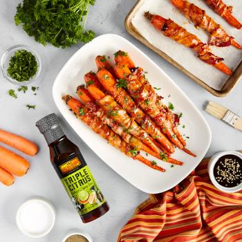 Recipe Maple Bacon Carrots S