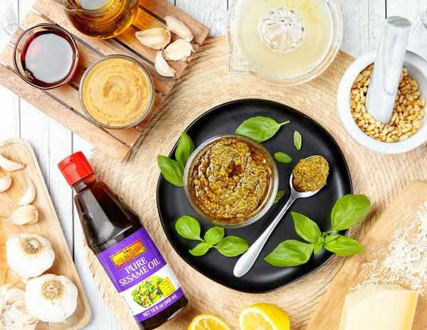 Recipe Miso Sesame Pesto