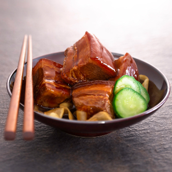 Modern Style Braised Pork Belly