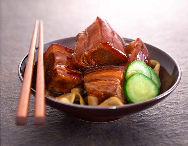 Modern Style Braised Pork Belly