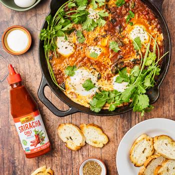 Recipe Moroccan Style Eggs S