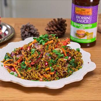 Recipe Morrocan Quinoa Salad S