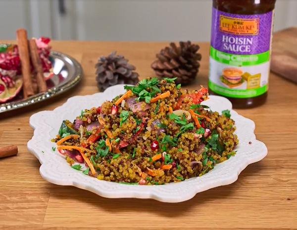 Recipe Morrocan Quinoa Salad