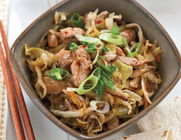 Recipe Mu Shu Pork