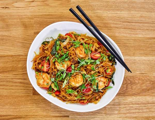 Recipe My Famous Drunken Noodles