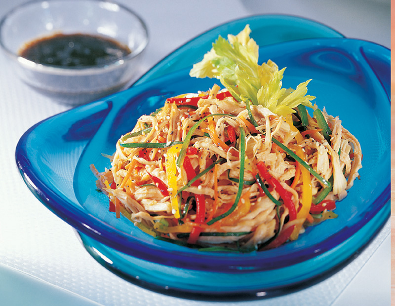Recipe New Style Chinese Salad
