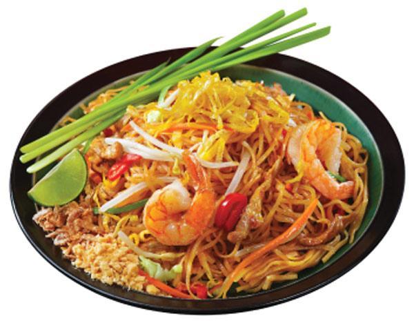 Recipe Pad Thai NOODLES