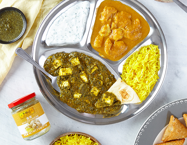 Recipe Palak Paneer