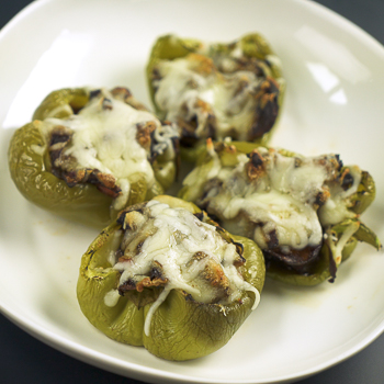 Recipe Philly Cheesesteak Stuffed Peppers S