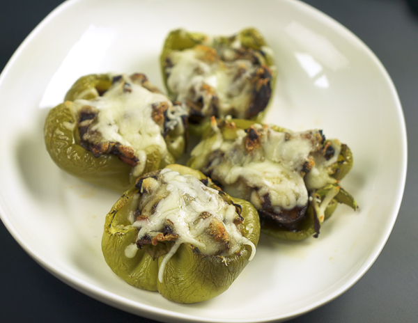 Recipe Philly Cheesesteak Stuffed Peppers