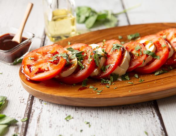 Recipe Ponzu Caprese Salad