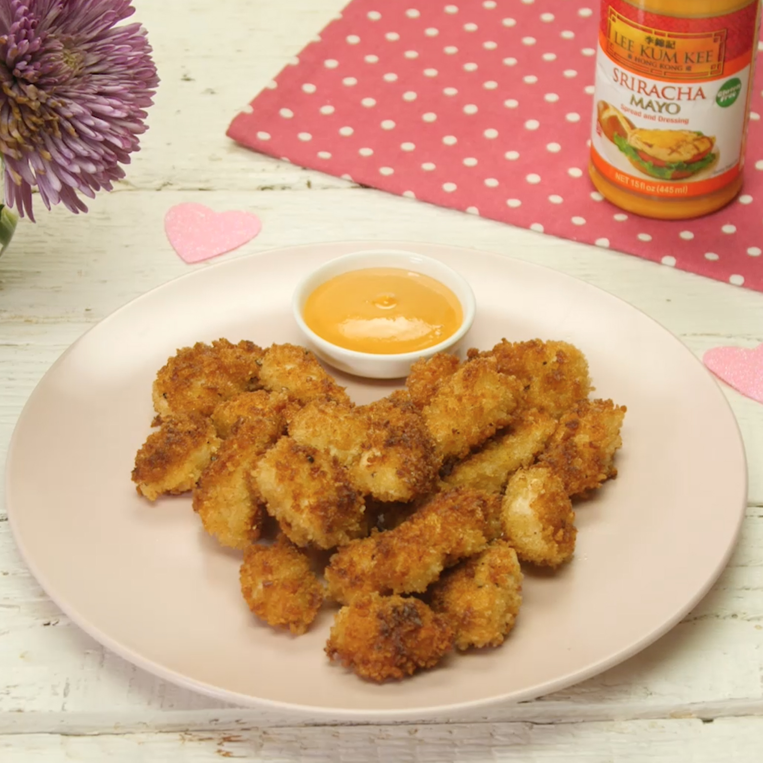 Recipe Popcorn Chicken Bites S