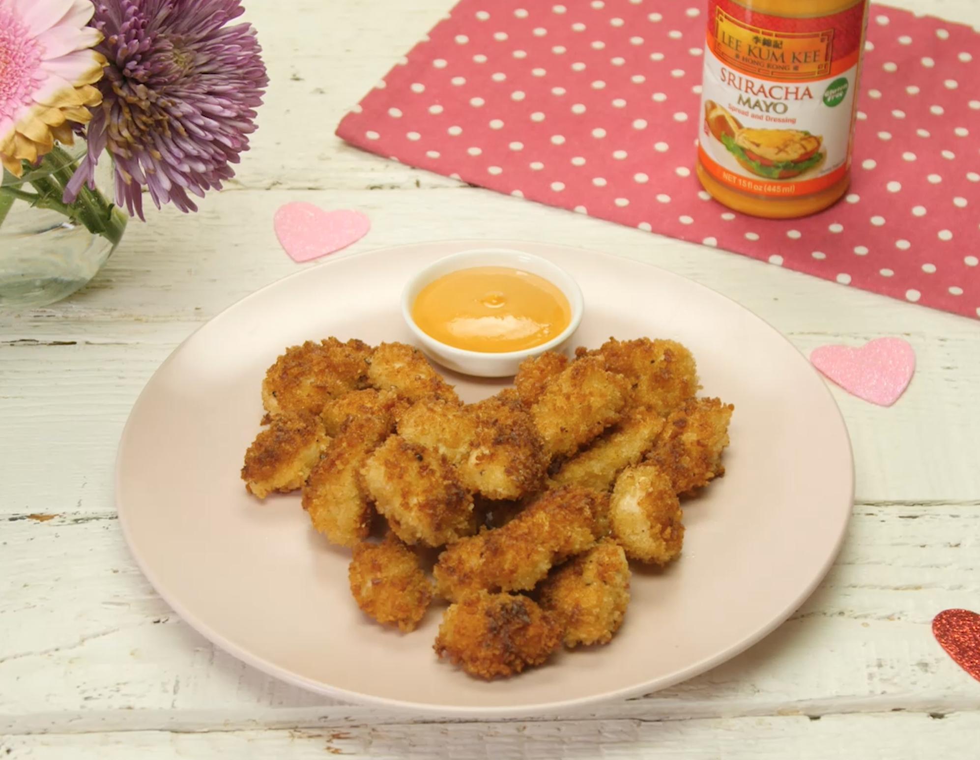 Recipe Popcorn Chicken Bites