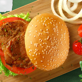 Recipe Pork Chop Burger with Oyster Sauce S
