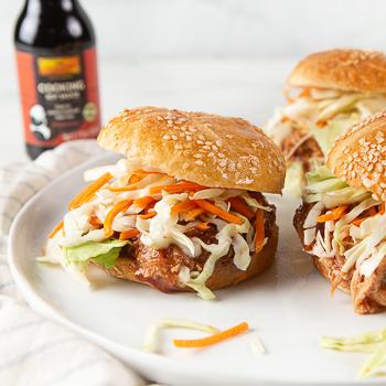 Recipe Pulled Chicken Sandwich S Re