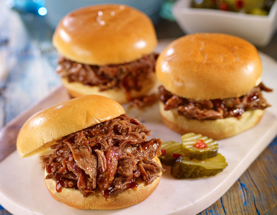 Recipe Pulled Pork with Oyster Sauce