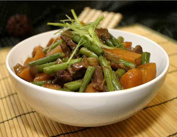 Recipe Pumpkin Beef Stew