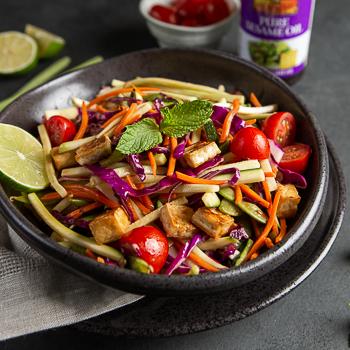 Recipe Rainbow Veggie Noodle Bowl S