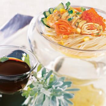 Recipe Ramen in All Purpose Marinade with Herbs