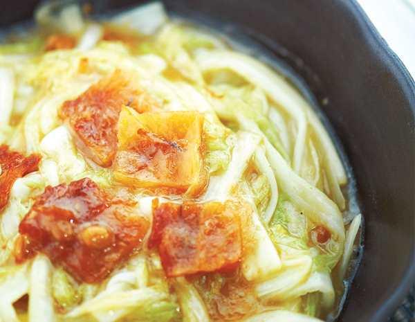 Recipe Ramen with Soybean Sauce