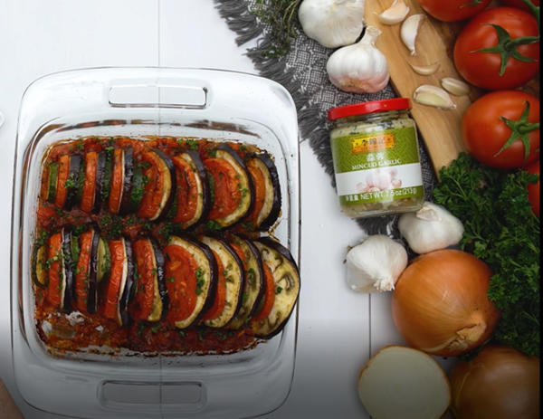 Recipe Ratatouille