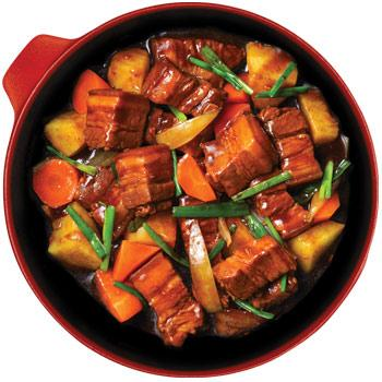 Recipe Red Braised Meat S