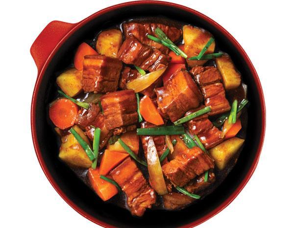 慢燉紅燒肉