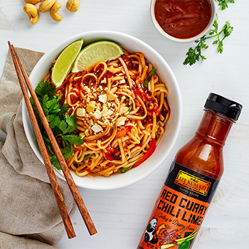Recipe Red Curry Chili Lime Noodles S