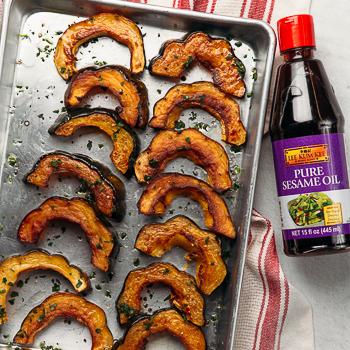 Recipe Roasted Acorn Squash S