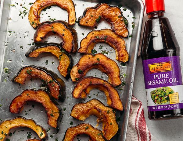 Recipe Roasted Acorn Squash