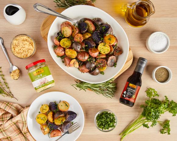 Recipe Roasted Potatoes