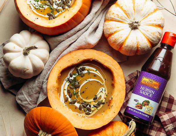 Recipe Roasted Pumpkin Soup